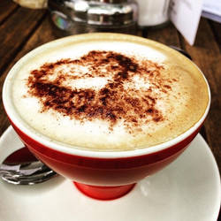 Cappuccinos in Cologne by aplbunny