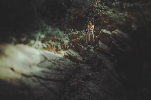 Les Felures de la Terre by Lorelyne