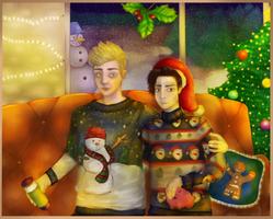 Merry Christmas! by Kaoru-Ku
