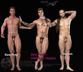 Pete + Hayden by vwrangler