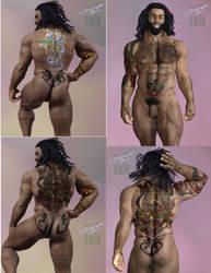 Trey Derek G8M and his tattoo saga by vwrangler