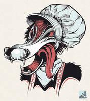 Big Bad Wolf by m0nimrod