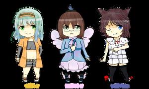 PC - tsunderekko by PrincessLouise