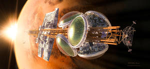 U.S.S.Valley Forge by rOEN911