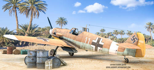 Desert Eagle by rOEN911