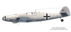 Me-109 G10 (WIP) by rOEN911