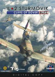 il-2 sturmovik - Cliffs of Dover Blitz by rOEN911
