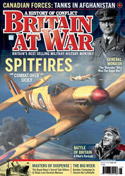 Britain At War - August Issue 2018 by rOEN911