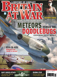 Britain At War - September issue 2018 by rOEN911