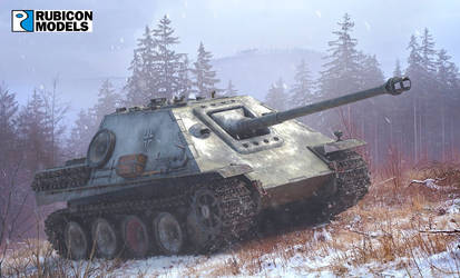 jagdpanther by rOEN911