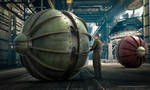Stalin's balls of steel by rOEN911