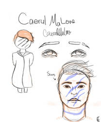 Caerul Malone Reference Sheet by CordeliaHyder4604