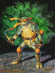 Michelangelo by patrickjay