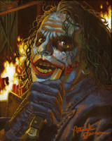 Joker by patrickjay