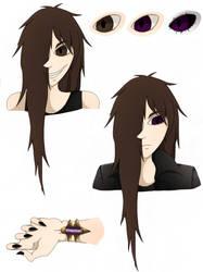 Meg doodles by Piilo-Arts
