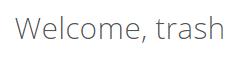 How gmail welcomed me. by Trashy-gorillaz-fan