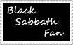 Black Sabbath Rocks Stamp by AmericanMuscleV8