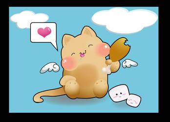 Ahhh, its chicken -_- by kevmofan