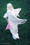 Sode no Shirayuki cosplay - Snow dance by AngyValentine