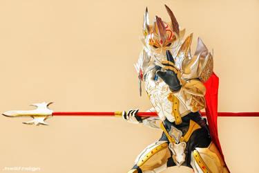 White Night Knight Dan by hellsign