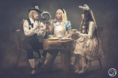 Tea Party by hellsign