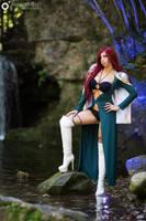 Erza Scarlet Cosplay by ScarletVonD