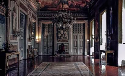 Throne Room by ynist