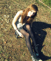 sunny face by AnnaEuphoria