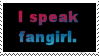 Fangirl Stamp by BowChickaBowWow