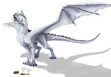 Dragon! by KeryDragon