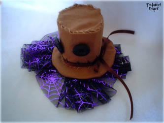 First Mini hat/ Voodoo mini hat by xTwistedHeartPlushX