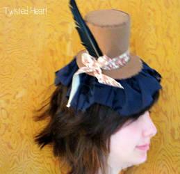 le chateau (mini hat) by xTwistedHeartPlushX