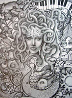 Twisted Imagination by larart