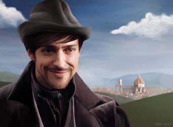 (2013) Count Girolamo Riario by ynne-black