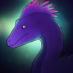 Raptordragonsona by ynne-black