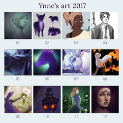 2017 by ynne-black