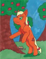 Applejack by elijahtrevelyan
