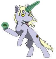 Ponyfied - Beetlejuice by elijahtrevelyan