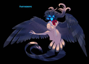 Parthenope (offer to adopt! LAST CHANCE!) by painted-bees