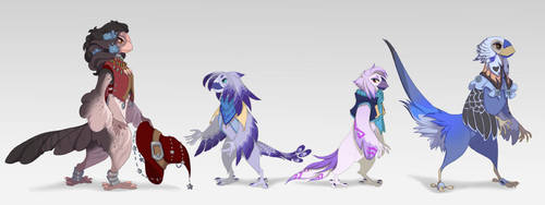 Yet more Kimet! by painted-bees