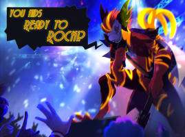 For those about to rock..! by painted-bees