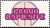 Aspiesite Pride Stamp by Aspiesite