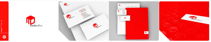 Media Office Logo by Tcheely
