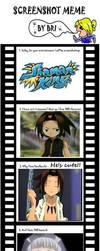 Shaman King Screenshot Meme by niasapphire