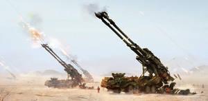 cannon by Haidak