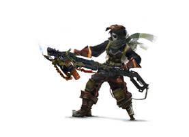 Piro-pirat by Haidak