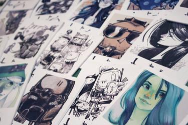 Stickers Pack by Haidak