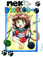 Free Chibi: Nemu by LOOMcomics