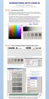 Screentones with Loom #2: Anatomy of a Halftone by LOOMcomics