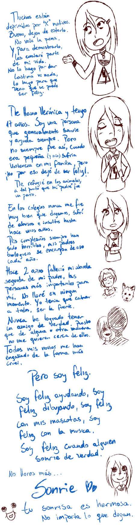 Algo que quiza no les interese by Nadie-And-Jenn
